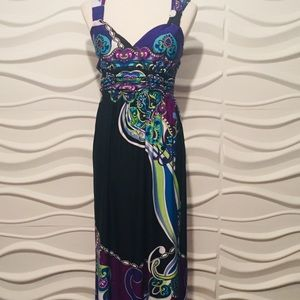 Absolutely Gorgeous Maxi Dress by:Olivia Mathews